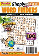 Simply Word Finders